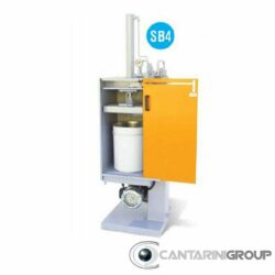 Can crusher Comap sb-4