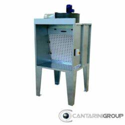 Cabina di verniciatura a secco MINI Spray
