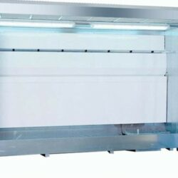 Water spray booth Cantarini lme-vre-hie