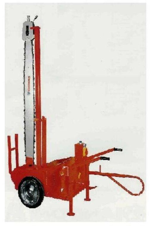 elettroseghe agm 1 con taglio 140 cm