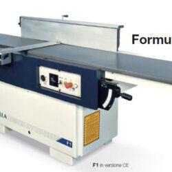 Surface planer Formula f 1