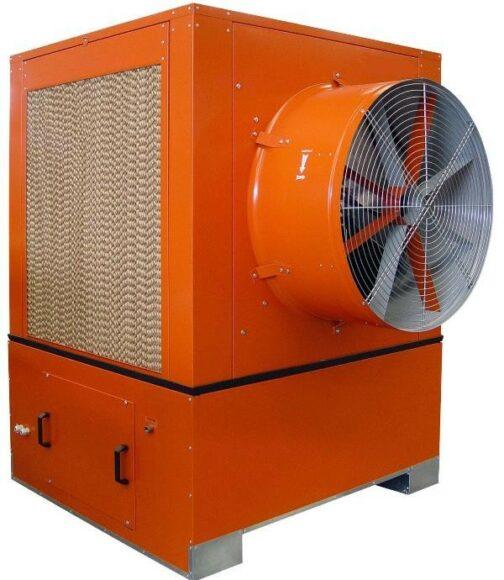 raffrescamento evaporativo cooling