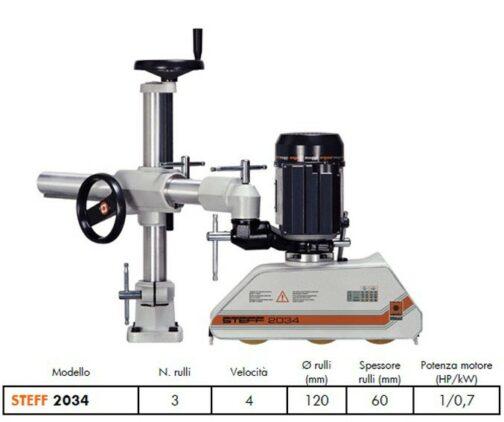 trascinatori e avanzamenti automatici steff 2034