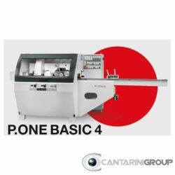 Piallatrice Raddrizzatrice Futura P One Basic 4