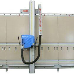 Sezionatrice verticale kgs/ gmc 4 alu m
