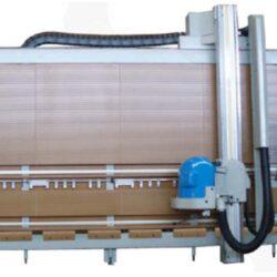 Sezionatrice verticale kgs / gmc 180 cn