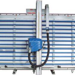 Sezionatrice verticale kgs / gmc 400 m