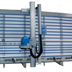 Sezionatrice verticale kgs / gmc m5 automatic
