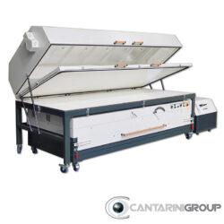 Pressa e forno Combinato Cantarinigroup plus 3d XL