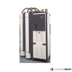 Aspiratore modulare fisso con cilindro Ø 300 mm