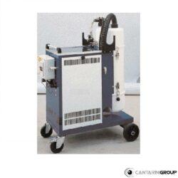 Aspiratore mobile con turbina dotato di pulizia automatica serie NC