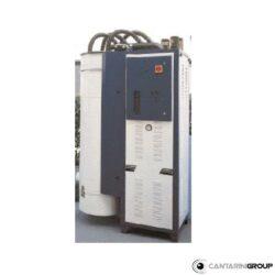 Aspiratore modulare fisso serie C con cilindro Ø 600 mm