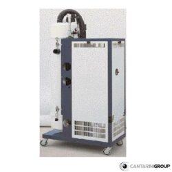 Aspiratore mobile con turbina a canali laterali ad alta prevalenza serie CA