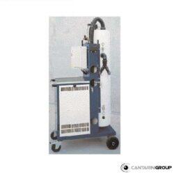 Aspiratore mobile con turbina a canali laterali ad alta prevalenza serie CB