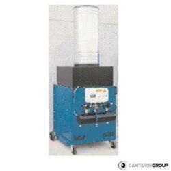 Aspiratore mobile centrifugo cc 3