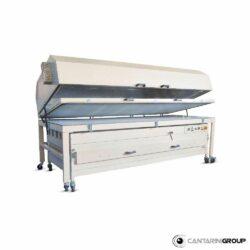 Vacuum membrane press Cantarinigroup plus 3d