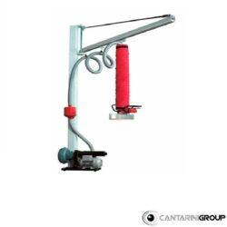 Vacuum hoist lifter
