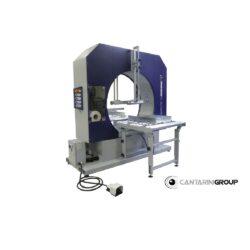Avvolgitrice orizzontale Robopac Compacta 12-125