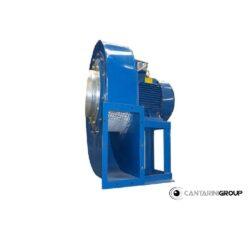 Raffinatore con aspiratore Cantarinigroup