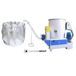 Automatic bagging machineComafer Rotor