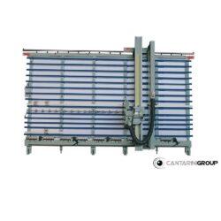 Sezionatrice verticale GMC Kgs 610 S