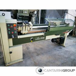 Tornio Centauro TC 1200 – USATO GARANTITO con affila sgorgie Ag 125