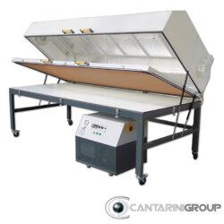 Pressa a membrana Coucciù Cantarinigroup PTA 3050x1300x40