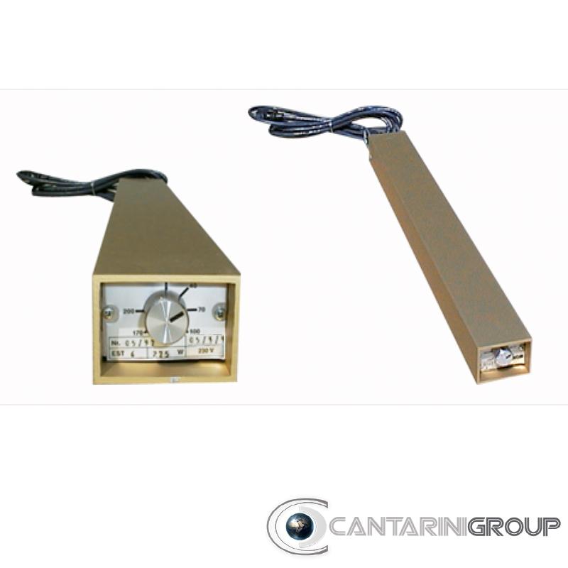 barre di riscaldamento per Solid surface CBAR