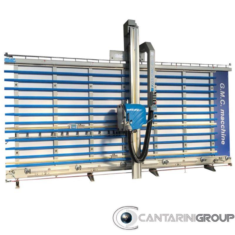 automatiche sezionatrici verticali