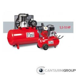 Compressori a pistoni FINI – ALTA PRESSIONE