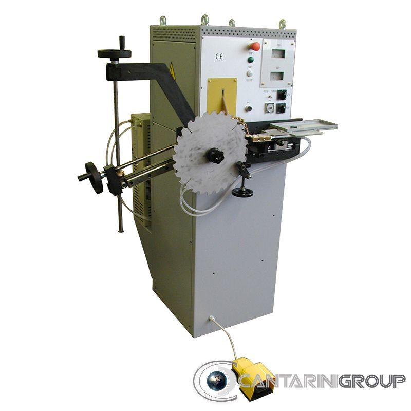 Generatore elettrico per saldo-brasatura