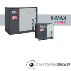 Compressori rotativi a vite FINI K-MAX DA 5,5 A 90 KW