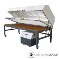 Pressa a sublimazione Cantarinigroup CSUB 3050x1300x40