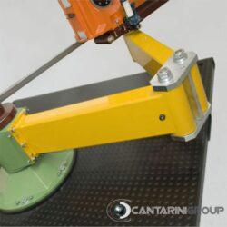 Braccio snodabile e dispositivi speciali per sega snodabile MD DARIO