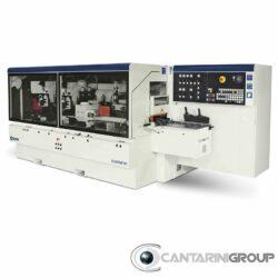 Piallatrice / scorniciatrice automatica SCM superset tm