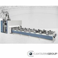Centro di lavoro Masterwood PROJECT 485 CNC